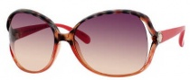 Marc by Marc Jacobs MMJ 163/S Sunglasses Sunglasses - OY8Y Havana Orange (63 Brown Gradient Lens)