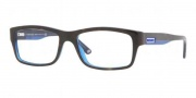 Versace VE3145 Eyeglasses Eyeglasses - 909 Green Striped Brown