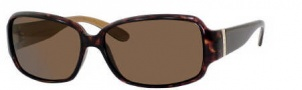 Marc by Marc Jacobs MMJ 168/P/S Sunglasses Sunglasses - OPOE Havana Bronze (VW Brown Polarized Lens)