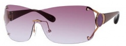 Marc by Marc Jacobs MMJ 169/S Sunglasses Sunglasses - OY6S Red Gold Brown (LW Brown Violet Lens)