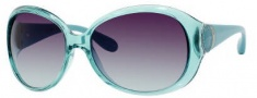 Marc by Marc Jacobs MMJ 170/S Sunglasses Sunglasses - OY5l Aqua (5M Gray Gradient Aqua Lens)