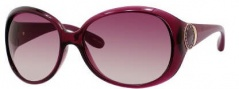 Marc by Marc Jacobs MMJ 170/S Sunglasses Sunglasses - OY4l Burgundy (PB Pink Gradient Lens)