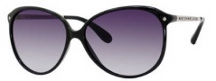 Marc by Marc Jacobs MMJ 174/S Sunglasses Sunglasses - ORMG Black Palladium (JJ Gray Gradient Lens)