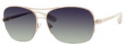 Marc by Marc Jacobs MMJ 175/S Sunglasses Sunglasses - OYGR Gold Ivory (l0 Green Gradient Lens)