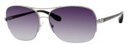 Marc by Marc Jacobs MMJ 175/S Sunglasses Sunglasses - OBGY Ruthenium Black (JJ Gray Gradient Lens)