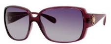 Marc by Marc Jacobs MMJ 179/S Sunglasses Sunglasses - OYFU Burgundy (9C Dark Gray Gradient Lens)