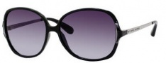 Marc by Marc Jacobs MMJ 180/S Sunglasses Sunglasses - OCVS Black Ruthenium (JJ Gray Gradient Lens)