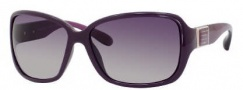 Marc by Marc Jacobs MMJ 182/S Sunglasses Sunglasses - OYGG Purple Dark Cyclamen (9C Dark Gray Gradient Lens)