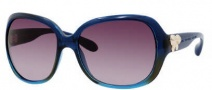 Marc by Marc Jacobs MMJ 187/S Sunglasses Sunglasses - OYME Blue Brown Blue (DB Brown Gray Gradient Lens)