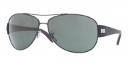 Ray-Ban RB3467 Sunglasses Sunglasses - 006/71 Matte Black / Green