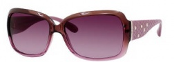 Marc by Marc Jacobs MMJ 189/S Sunglasses Sunglasses - OYMO Brown Rose (DZ Mauve Lens)