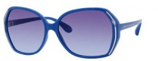 Marc by Marc Jacobs MMJ 190/S Sunglasses Sunglasses - OYMA Blue (KX Dark Blue Gradient Lens)
