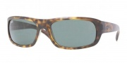 Ray-Ban RB4166 Sunglasses  Sunglasses - 710 Light Havana / Crystal Green
