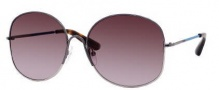 Marc by Marc Jacobs MMJ 194/S Sunglasses Sunglasses - 00G6 Ruthenium Palladium Blue (CC Brown Gradient Lens)
