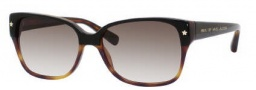 Marc by Marc Jacobs MMJ 201/S Sunglasses Sunglasses - OJN1 Black Tortoise (JS Gray Gradient Lens)