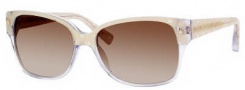 Marc by Marc Jacobs MMJ 201/S Sunglasses Sunglasses - 060Z Powder Star (6Y Brown Gradient Lens)