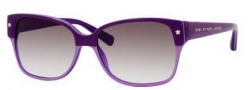 Marc by Marc Jacobs MMJ 201/S Sunglasses Sunglasses - 0502 Violet (JS Gray Gradient Lens)