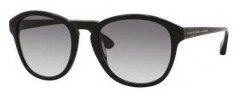 Marc by Marc Jacobs MMJ 213/S Sunglasses Sunglasses - 0807 Black (JJ Gray Gradient Lens)
