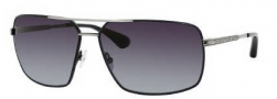 Marc by Marc Jacobs MMJ 214/P/S Sunglasses Sunglasses - OECE Matte Black Ruthenium (WJ Grayshpolarized Lens)