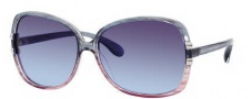 Marc by Marc Jacobs MMJ 216/S Sunglasses Sunglasses - OYQM Azure Rose (38 Gray Azure Lens)