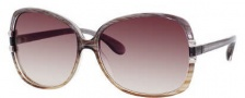 Marc by Marc Jacobs MMJ 216/S Sunglasses Sunglasses - OYQL Gray Beige (S2 Brown Gradient Lens)