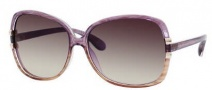 Marc by Marc Jacobs MMJ 216/S Sunglasses Sunglasses - OYQK Violet Brown (K8 Brown Gradient Lens)