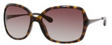 Marc by Marc Jacobs MMJ 218/S Sunglasses Sunglasses - OYQR Havana / Brown (JD Brown Gradient Lens)