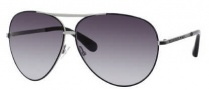 Marc by Marc Jacobs MMJ 221/S Sunglasses Sunglasses - OTNH Ruthenium (JJ Gray Gradient Lens)