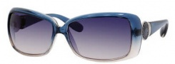 Marc by Marc Jacobs MMJ 222/S Sunglasses Sunglasses - OYRQ Blue Sand (l4 Blue Gradient Pea Lens)
