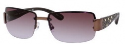 Marc by Marc Jacobs MMJ 224/S Sunglasses Sunglasses - OYRY Brown (27 Brown Violet Shaded Lens)