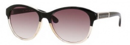 Marc by Marc Jacobs MMJ 225/S Sunglasses Sunglasses - OYSA Black Beige (02 Brown Gradient Lens)