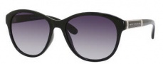 Marc by Marc Jacobs MMJ 225/S Sunglasses Sunglasses - 0D28 Shiny Black (JJ Gray Gradient Lens)