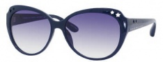Marc by Marc Jacobs MMJ 232/S Sunglasses Sunglasses - 0O0U Blue (lT Blue Gradient Lens)