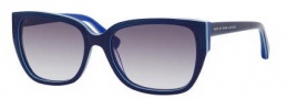 Marc by Marc Jacobs MMJ 238/S Sunglasses Sunglasses - 0Ll4 Blue Azure (JJ Gray Gradient Lens)