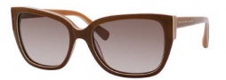 Marc by Marc Jacobs MMJ 238/S Sunglasses Sunglasses - 0QX2 Brown Beige (HA Brown Gradient Lens)