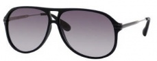 Marc by Marc Jacobs MMJ 239/S Sunglasses Sunglasses - 0Al2 Black Ruthenium (EU Gray Gradient Lens)