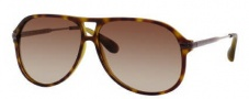 Marc by Marc Jacobs MMJ 239/S Sunglasses Sunglasses - 0Al3 Havana Brown Ruthenium (D8 Brown Gradient Lens)