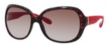 Marc by Marc Jacobs MMJ 240/S Sunglasses Sunglasses - OWED Havana Red (CC Brown Gradient Lens)