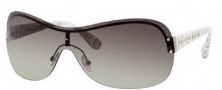 Marc by Marc Jacobs MMJ 241/S Sunglasses Sunglasses - 0WA0 Gold White Gray (CC Brown Gradient Lens)