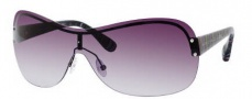 Marc by Marc Jacobs MMJ 241/S Sunglasses Sunglasses - 0WAA Violet Striped Fuchsia (PB Pink Gradient Lens)