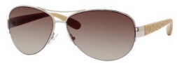 Marc by Marc Jacobs MMJ 242/S Sunglasses Sunglasses - OWEB Light Gold Nut (JD Brown Gradient Lens)