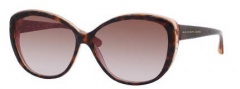 Marc by Marc Jacobs MMJ 243/S Sunglasses Sunglasses - OH11 Havana Pearl Peach (02 Brown Gradient Lens)