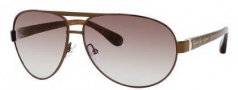 Marc by Marc Jacobs MMJ 245/S Sunglasses Sunglasses - 0WAC Brown Striated (02 Brown Gradient Lens)