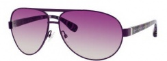 Marc by Marc Jacobs MMJ 245/S Sunglasses Sunglasses - 0WAA Violet Striped Fuchsia (PB Pink Gradient Lens)
