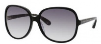 Marc by Marc Jacobs MMJ 248/S Sunglasses Sunglasses - 0HW3 Black Check (JJ Gray Gradient Lens)