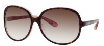 Marc by Marc Jacobs MMJ 248/S Sunglasses Sunglasses - 0H11 Havana Pearl Peach (02 Brown Gradient Lens)