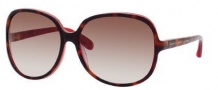 Marc by Marc Jacobs MMJ 248/S Sunglasses Sunglasses - 0HH0 Havana Pearl Red (5F Brown Gradient Lens)
