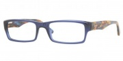 Ray-Ban RX5213 Eyeglasses Eyeglasses - 5006 Dark Blue