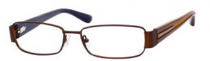 Marc by Marc Jacobs MMJ 446/U Eyeglasses Eyeglasses - OZV8 Brown Burgundy Caramel
