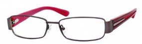 Marc by Marc Jacobs MMJ 446/U Eyeglasses Eyeglasses - OZV9 Dark Ruthenium Red